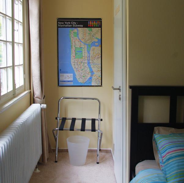 das Zimmer Manhattan