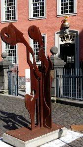 Monschau Skulpturen
