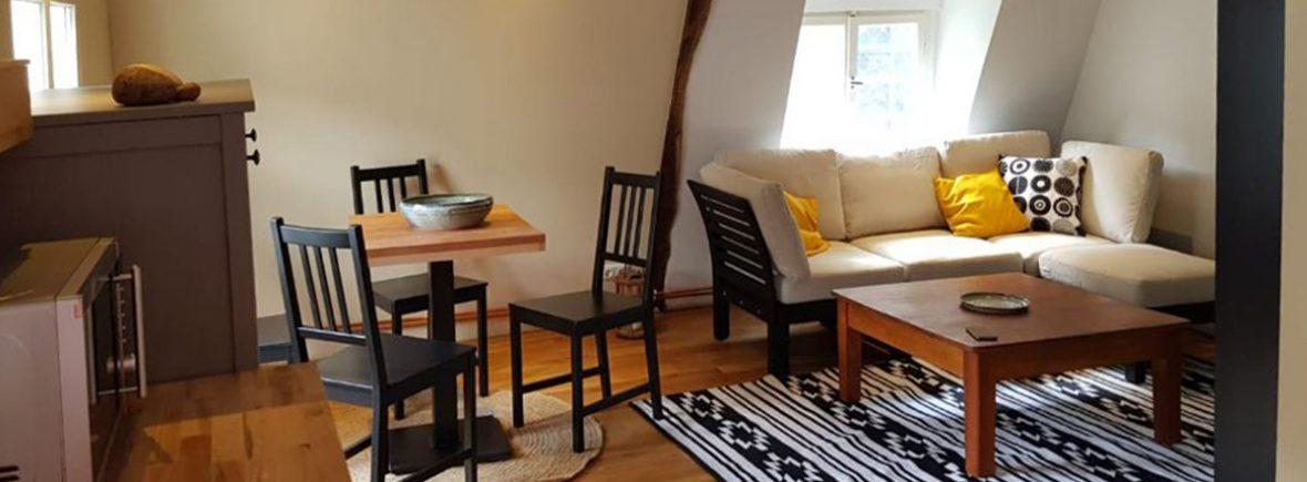 Der kleine Globetrotter Appartement Helsinki